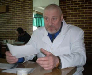 Заместитель директора РДУП «МТЗТоргсервис» Валерий ПЕТРУСЕВИЧ