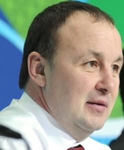 Михаил ЗАХАРОВ - Против сборной Германии мы сыграли на пять с плюсом