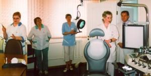 Кабинет оториноларинголога хірургіі