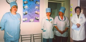 Процедурный кабинет поликлиники