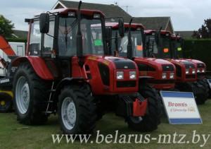 На поставку тракторов модели 1220 3