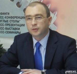 Первый заместитель министра курортов и туризма Автономной Республики Крым Александр ЛИЕВ.