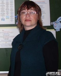 Елена Анатольевна Орлова,директор Центра творчества детей и молодёжи Виктория Партизанского района