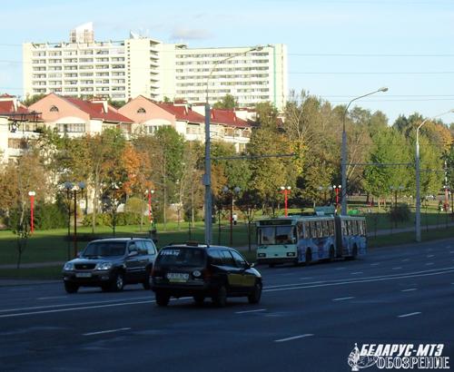 В окрестностях станции метро «Могилевская» ждите появления паркинга и архитектурной доминанты на въезде в город со стороны Могилевского шоссе.