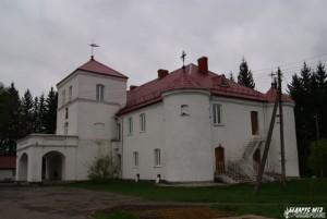 Дом-крепость в Гайтюнишках