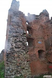 Дом-крепость в Гайтюнишках.
