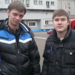 Сергей и Денис