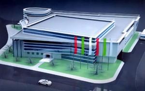 На месте бассейна «Трактор» появится современный спортивный комплекс международного уровня.