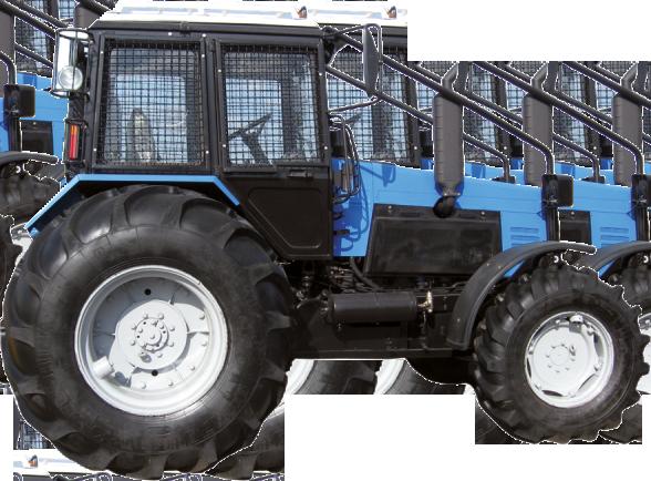 Трактор МТЗ Л1221.1