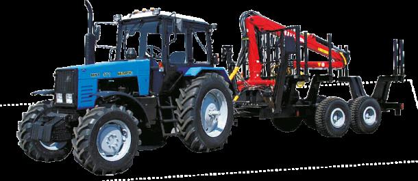Трактор МТЗ МПТ-471