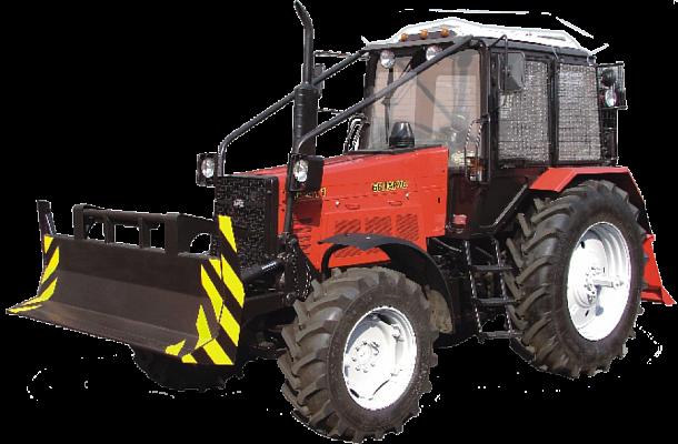 Трактор МТЗ ТТР-411