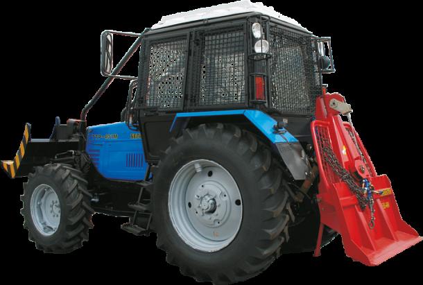 Трактор МТЗ ТТР-401М
