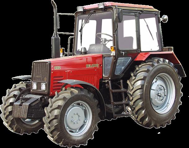 Лесные машины: Минский тракторный завод