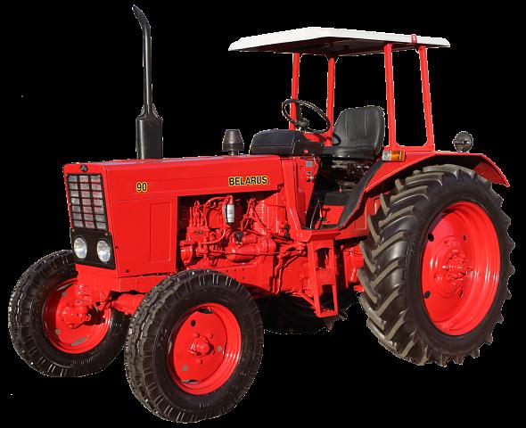Трактор МТЗ 90