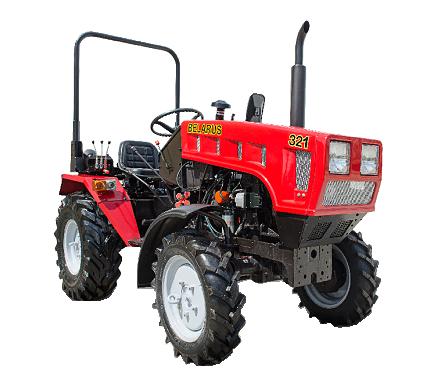 Трактор МТЗ 321
