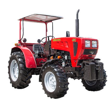 Трактор МТЗ 421