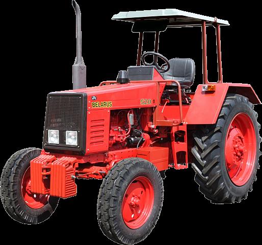 Трактор МТЗ 520