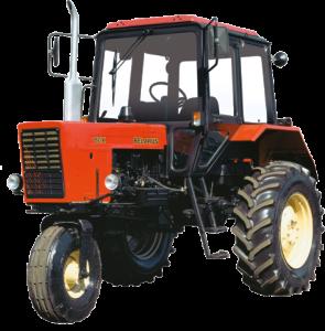 Трактор МТЗ 80Х.1