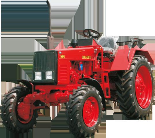 Трактор МТЗ 911