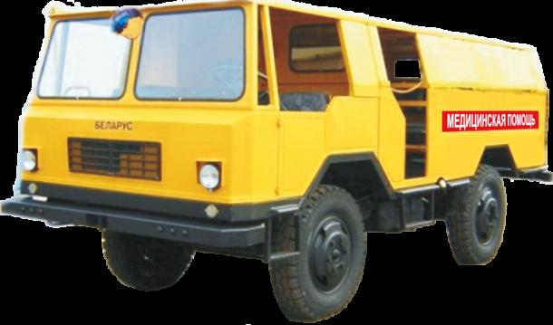 Машина медицинской помощи шахтная ММП-393М