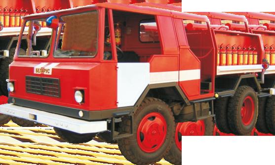 Машина пожарная шахтная МП-403М
