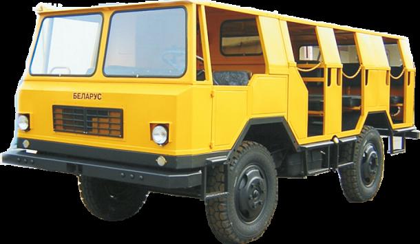 Машина транспортная шахтная МТ-353М2