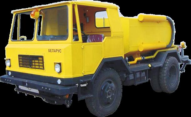 Машина поливочная шахтная МПЛ-373М
