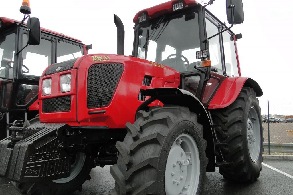 Трактор МТЗ БЕЛАРУС-952.5 - mtz-tractor.ru