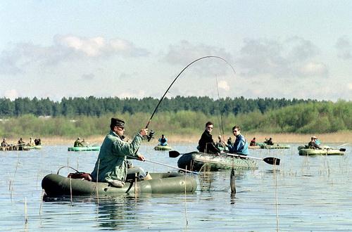 правила любительской рыбалки в оренбургской области